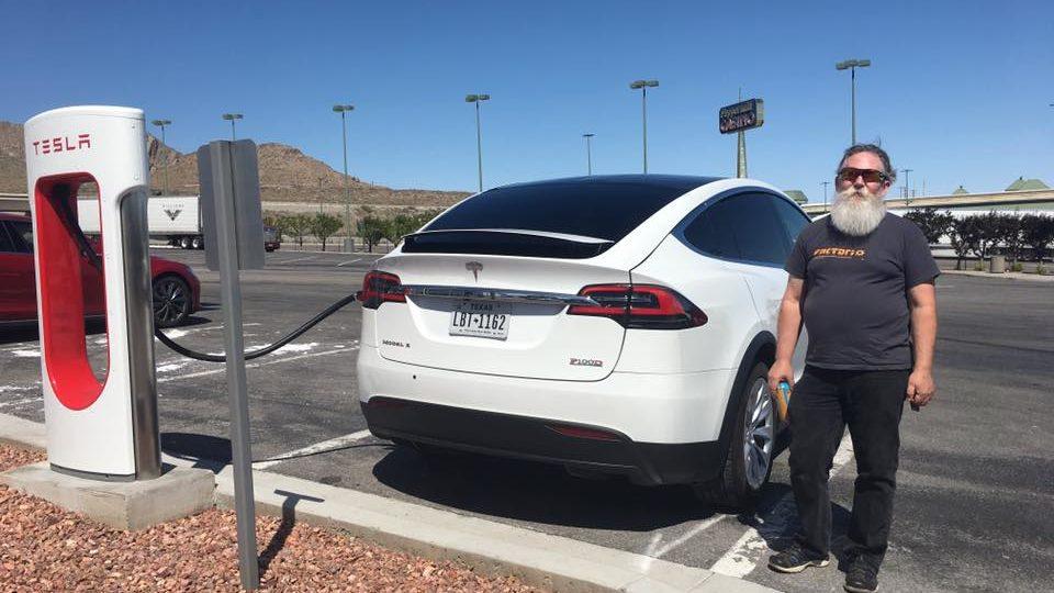 Tesla Turo Trip